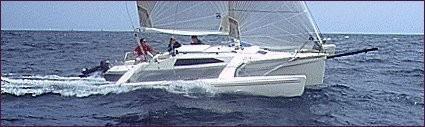 1998 Corsair 28R