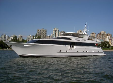 1998 Broward Raised Pilothouse MY