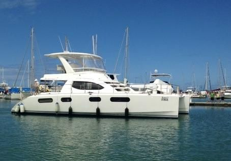 2008 Leopard 47 PowerCat