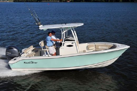 2016 Nautic Star 2200 XS 2200 Sport