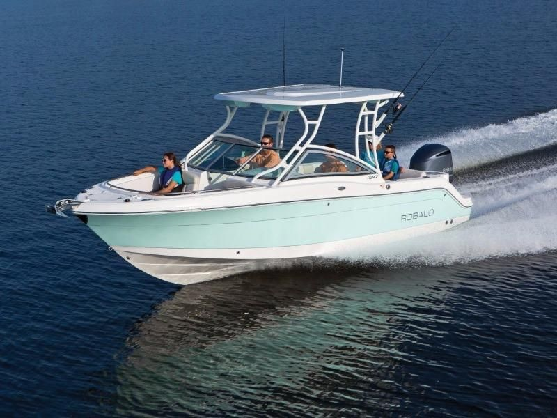 2017 Robalo R247 Power Boat For Sale - www.yachtworld.com