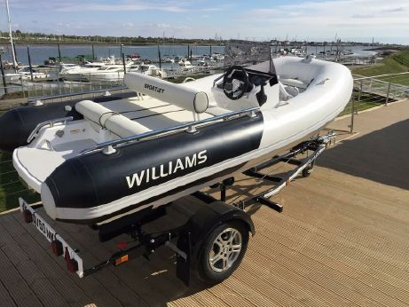 2016 Williams Sportjet 400