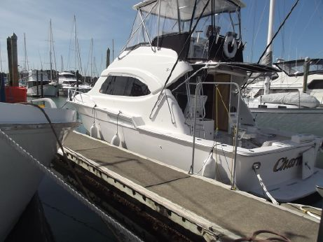 2005 Bertram 390 Sportfisherman