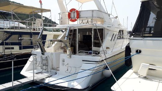 1991 Marine Projects Fairline 43