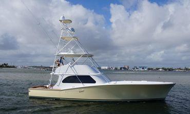 2005 Vicem Custom Convertible Sportfish