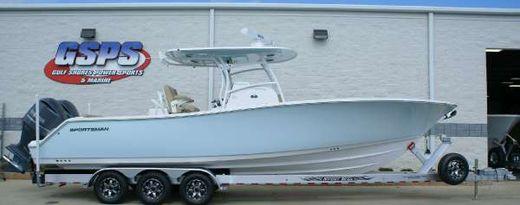 2016 Sportsman Boats 312 OPEN