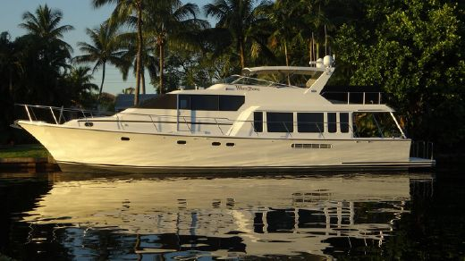 2000 Pacific Mariner Flybridge Motoryacht