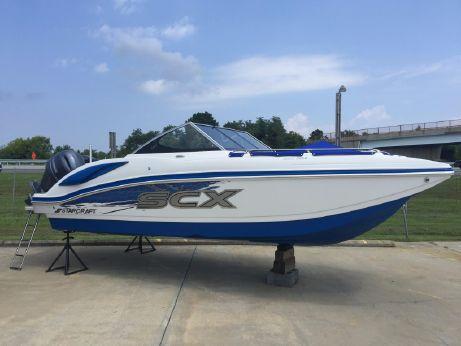 2018 Starcraft 230 OB SCX EXT