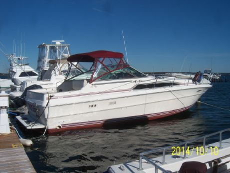 1983 Sea Ray 340 Sundancer