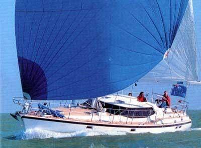 1997 Wauquiez 48 Pilot Saloon