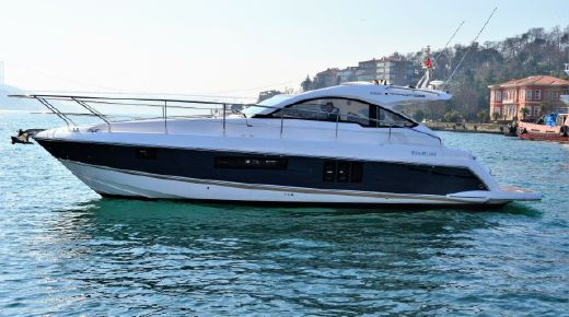 2014 Fairline Targa 38