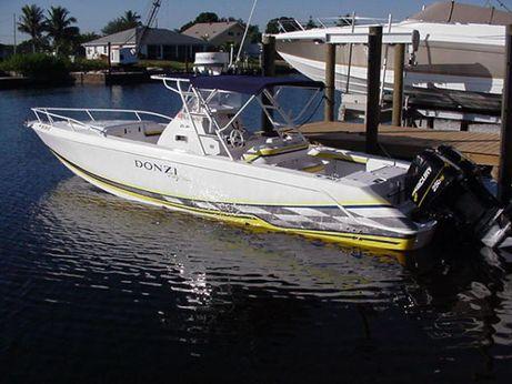 2004 Donzi 35 ZF