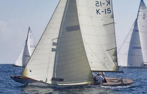 1926 Alfred Mylne Gaff sloop 1926