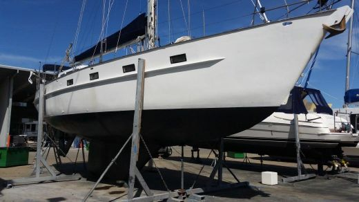 1987 Kanter 47 Pilothouse Cutter
