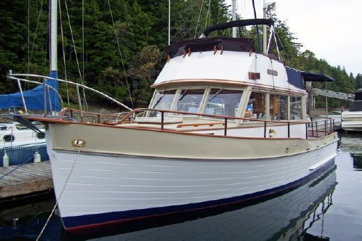 1971 Grand Banks 32 SEDAN TRAWLER