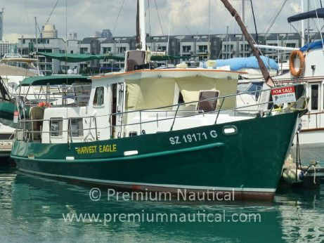 2005 Seahorse Coot 35