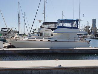 1982 Lancer Yachts 45
