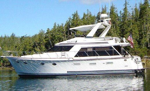 1986 Ocean Alexander 48 Sedan
