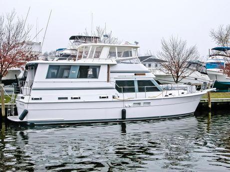 1987 Gulfstar 49 Motor Yacht