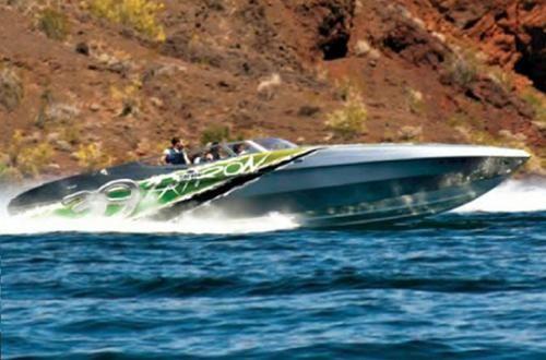 2011 Kachina Boats PATRON