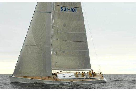 2009 Nautor Swan 100 FD