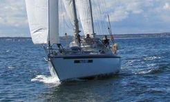 1977 Custom Asmus KG Yachtbau Hanseat Commodore Ketch