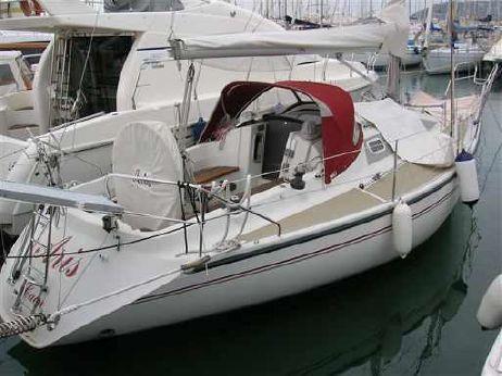 1993 Dehler 34