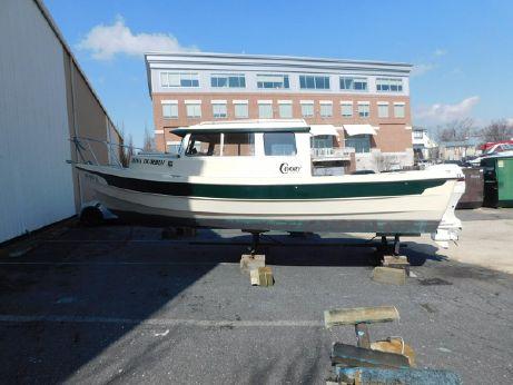 1993 C-Dory 22 Cruiser