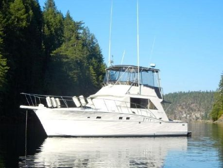 1983 Chris Craft 42 Convertible Sportfisher