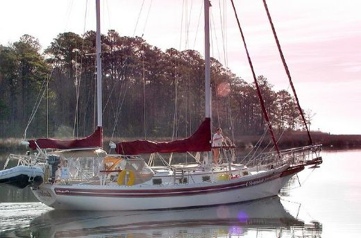 1983 Bayfield Cutter Ketch