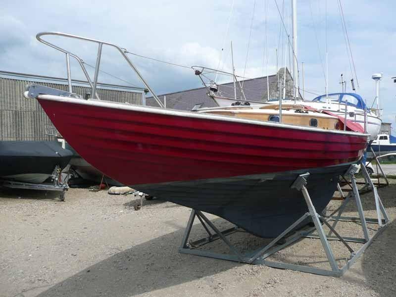 . 1968 Folkboat 25 Sail Boat For Sale   www yachtworld com