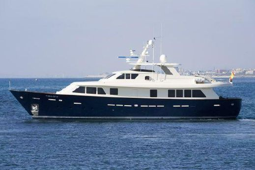 2009 Benetti Sail Division 95