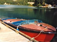 1949 Grenfell Chris Craft Riva Barrel Back Runabout