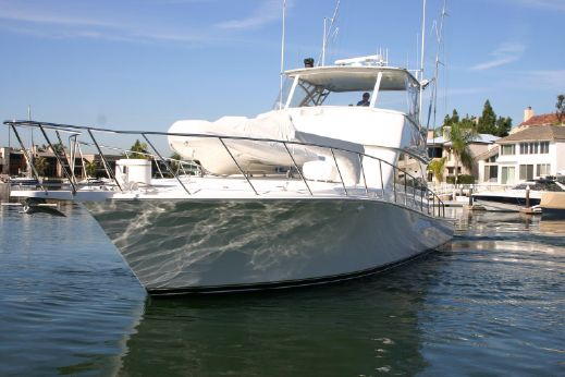 2002 Viking Yachts 55' Convertible Sport Fisher