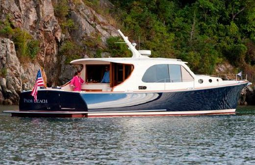 2018 Palm Beach Motor Yachts PB50