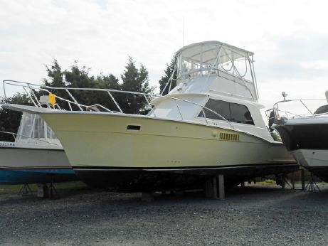 1974 Hatteras 36 Series I Convertible