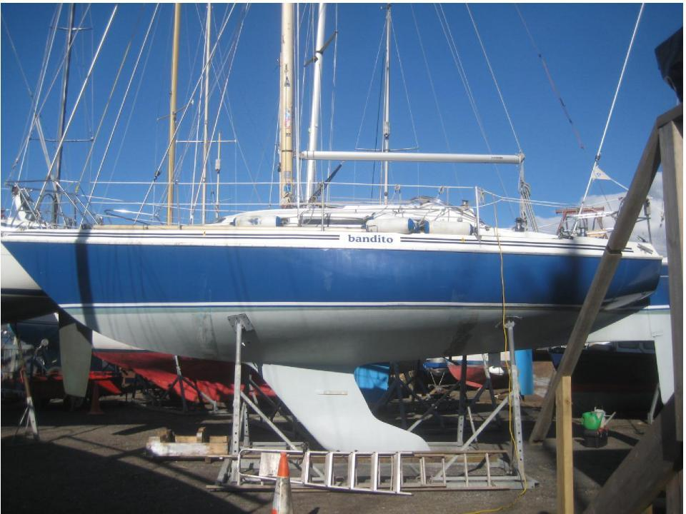 Well known Sussex Yacht club boat for sale due to current owner for 10 year
