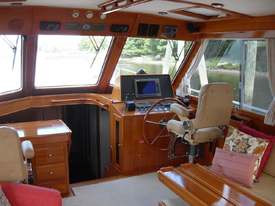 2003 Grand Banks Eastbay 54SX