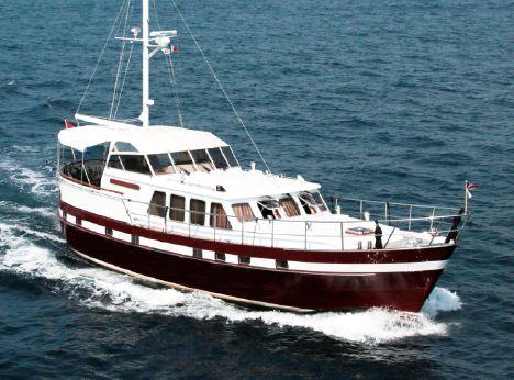 1993 Doggersbank Classic Long Range Vessel