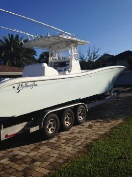 2007 Yellowfin 36 (LOADED!)