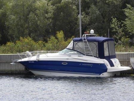 2005 Monterey 250 CR