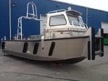 2013 Armstrong Push Boat / Tug Work Boat
