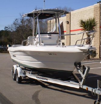 2007 Triumph 215 CC