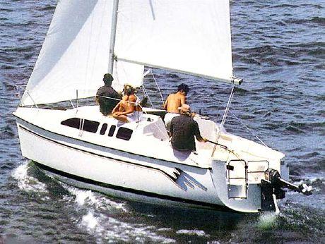 1996 Hunter 26