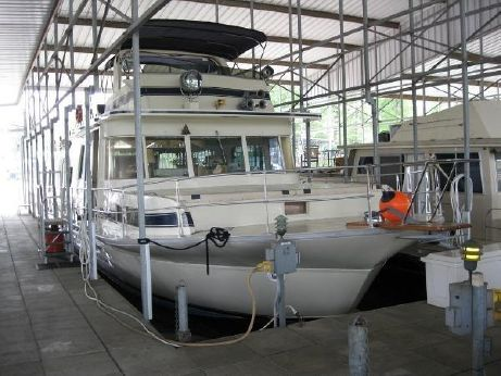 1977 Pluckebaum 65 Coastal Yacht Houseboat