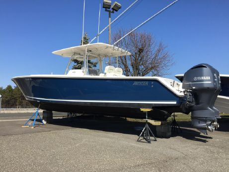 2012 Jupiter 38 Flush Deck Cuddy