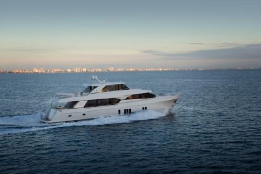 2017 Ocean Alexander 100 Skylounge Motor Yacht