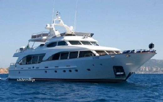 2004 Benetti Tradition 100