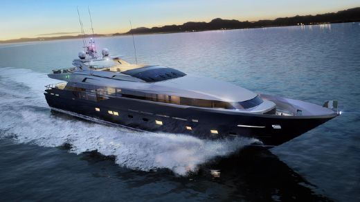 2014 Admiral -The Italian Sea Group Regale 42 RPH