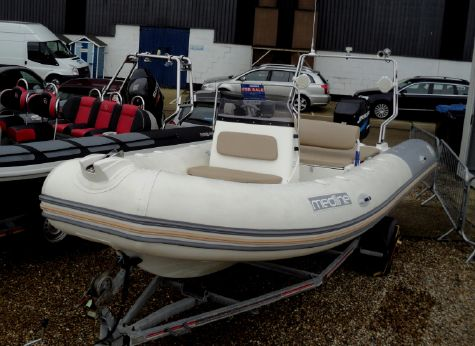 2000 Zodiac Rib Medline II